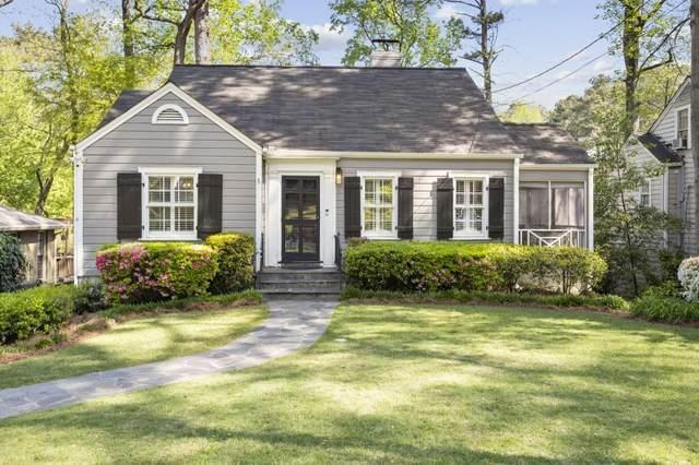 703 Longwood Drive NW, Atlanta, GA 30305 (MLS #6876280) :: Good Living Real Estate