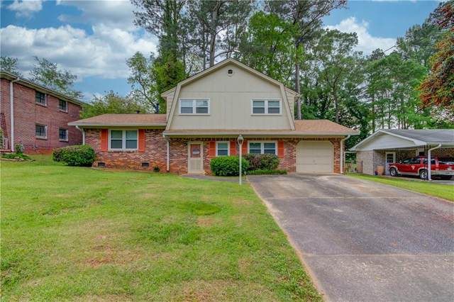 2625 Elkhorn Drive, Decatur, GA 30034 (MLS #6876281) :: North Atlanta Home Team