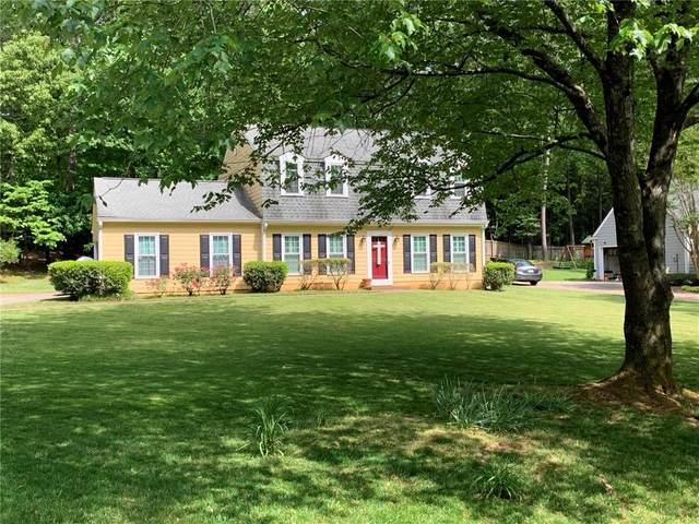 3904 Vinyard Way NE, Marietta, GA 30062 (MLS #6876284) :: North Atlanta Home Team