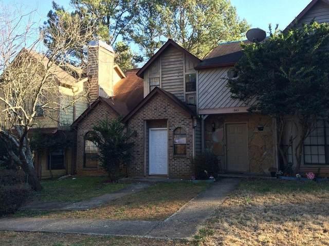 835 Heritage Oak Drive, Stone Mountain, GA 30088 (MLS #6876300) :: North Atlanta Home Team
