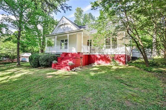 313 Kirk Road, Decatur, GA 30030 (MLS #6876334) :: AlpharettaZen Expert Home Advisors