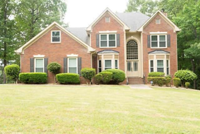 8216 Seven Oaks Drive, Jonesboro, GA 30236 (MLS #6876359) :: Path & Post Real Estate