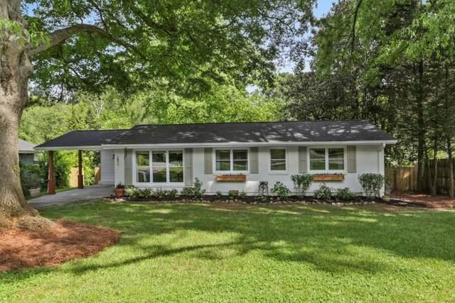 2873 Highland Drive SE, Smyrna, GA 30080 (MLS #6876362) :: Good Living Real Estate