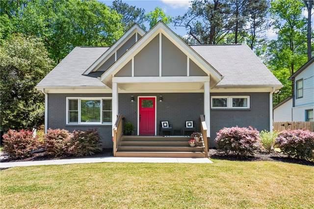 1531 Deerwood Drive, Decatur, GA 30030 (MLS #6876376) :: North Atlanta Home Team