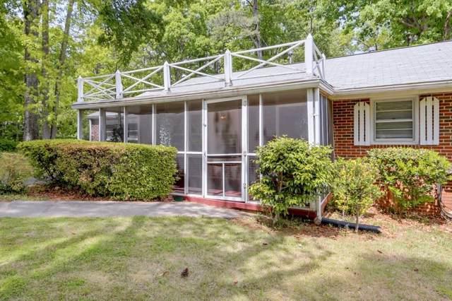 280 Stoneybrook Drive, Marietta, GA 30062 (MLS #6876404) :: North Atlanta Home Team