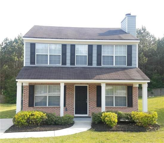 3905 Cypress Pointe Drive, Union City, GA 30291 (MLS #6876426) :: North Atlanta Home Team