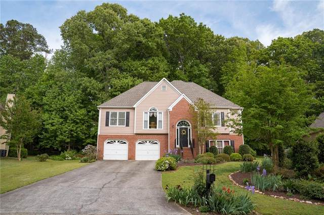 2863 Carmain Drive NW, Marietta, GA 30064 (MLS #6876438) :: North Atlanta Home Team