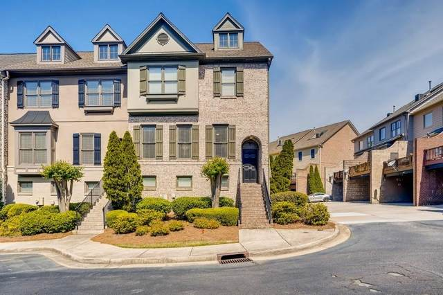 1188 Laurel Place SE, Smyrna, GA 30080 (MLS #6876439) :: North Atlanta Home Team
