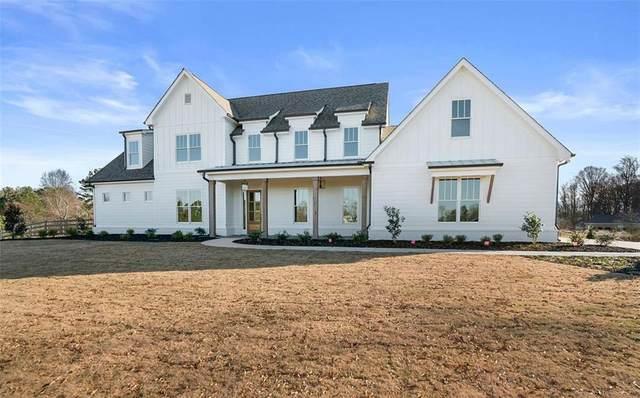122 Creekview Lane, Canton, GA 30115 (MLS #6876442) :: North Atlanta Home Team
