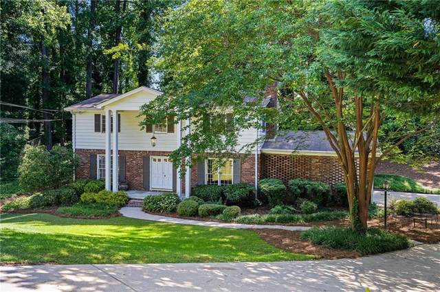 6475 Whispering Lane NE, Sandy Springs, GA 30328 (MLS #6876447) :: Todd Lemoine Team