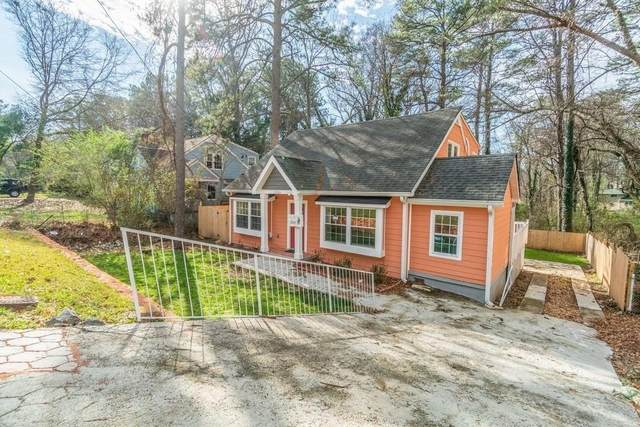 2783 Harlan Drive, East Point, GA 30344 (MLS #6876504) :: Virtual Properties Realty