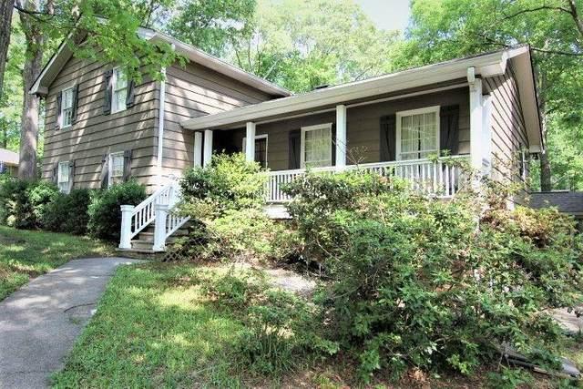 1187 Silver Leaf Court, Lawrenceville, GA 30043 (MLS #6876536) :: North Atlanta Home Team