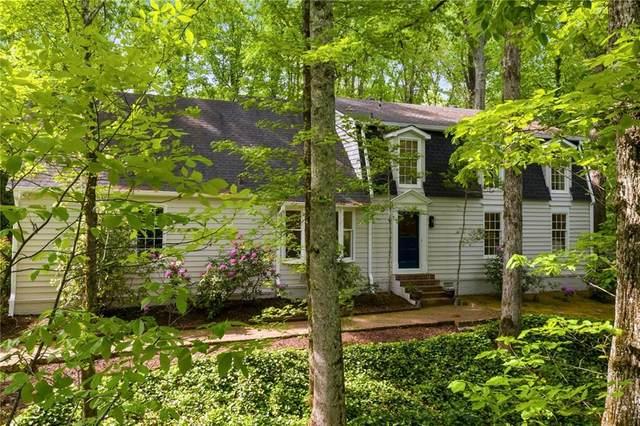 245 W Spalding Drive, Sandy Springs, GA 30328 (MLS #6876553) :: Scott Fine Homes at Keller Williams First Atlanta