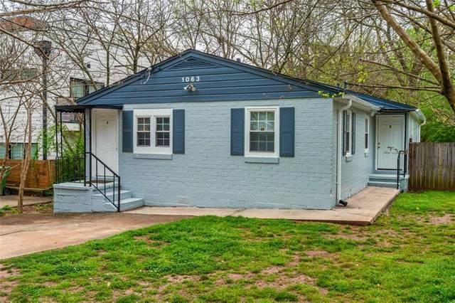 1063 Kirkwood Avenue SE, Atlanta, GA 30316 (MLS #6876554) :: Kennesaw Life Real Estate