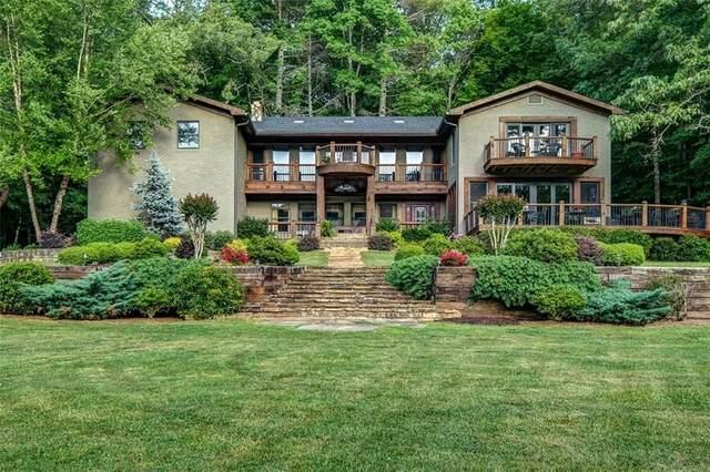 64 Dogwood Drive, Epworth, GA 30541 (MLS #6876559) :: North Atlanta Home Team
