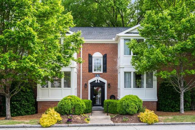115 Peachtree Memorial Drive NW A-1, Atlanta, GA 30309 (MLS #6876560) :: Good Living Real Estate