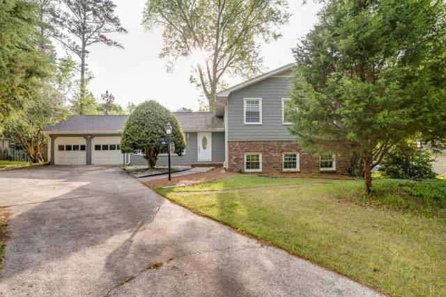 1540 Old Mill Crossing, Marietta, GA 30062 (MLS #6876565) :: North Atlanta Home Team