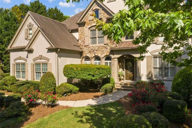 5825 Laurel Oak Drive, Suwanee, GA 30024 (MLS #6876566) :: North Atlanta Home Team