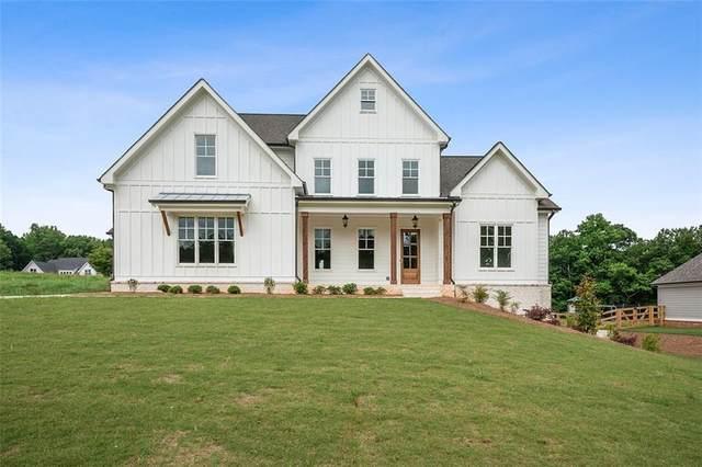 124 Creekview Lane, Canton, GA 30115 (MLS #6876569) :: North Atlanta Home Team