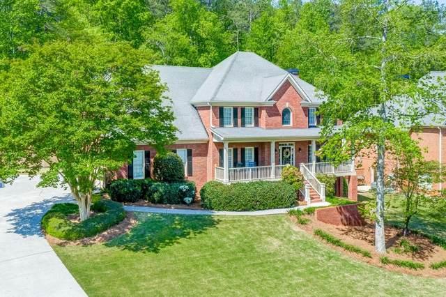 1117 Osprey Ridge NW, Kennesaw, GA 30152 (MLS #6876571) :: North Atlanta Home Team