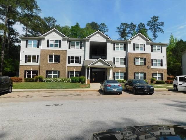 8103 Fairington Village Drive, Lithonia, GA 30038 (MLS #6876585) :: North Atlanta Home Team