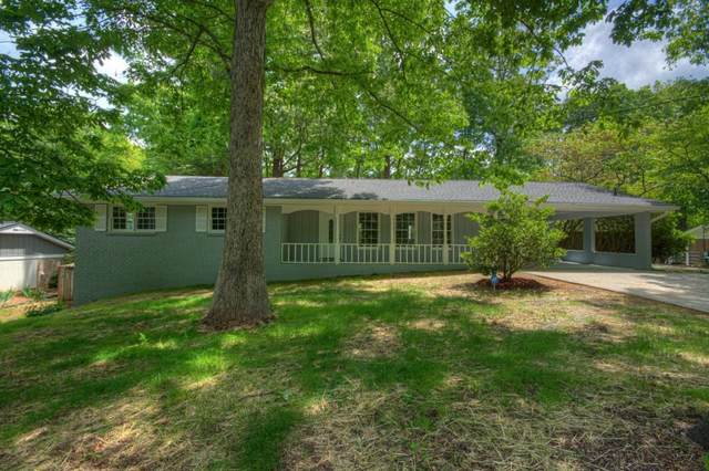 5114 Oak Leaf Terrace, Stone Mountain, GA 30087 (MLS #6876595) :: North Atlanta Home Team