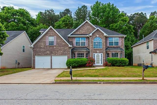 904 Brisley Circle, Hampton, GA 30228 (MLS #6876600) :: North Atlanta Home Team