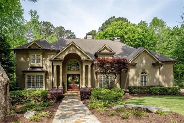 455 Covington Cove, Alpharetta, GA 30022 (MLS #6876603) :: North Atlanta Home Team