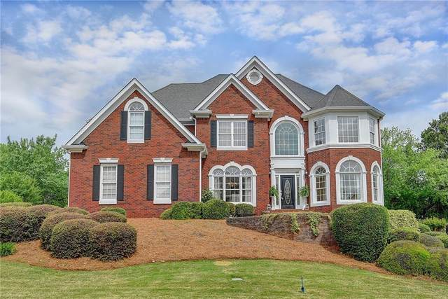 1212 Rising Moon Trail, Snellville, GA 30078 (MLS #6876615) :: Good Living Real Estate