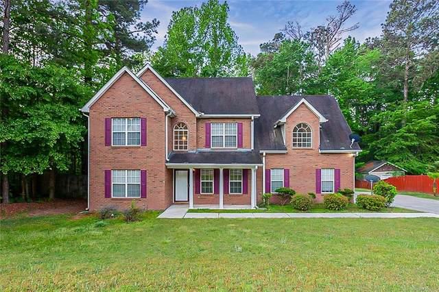 511 Cypress Estates Cove, Jonesboro, GA 30238 (MLS #6876624) :: North Atlanta Home Team