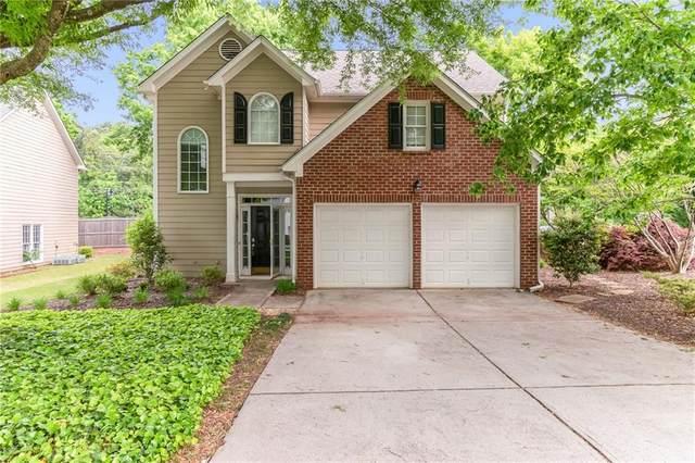705 Kimball Parc Court, Alpharetta, GA 30022 (MLS #6876625) :: North Atlanta Home Team