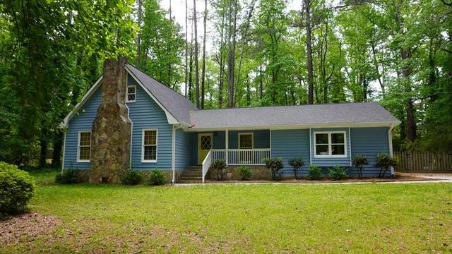 125 Devilla Trace, Fayetteville, GA 30214 (MLS #6876628) :: Good Living Real Estate