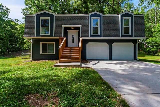 5838 Navarre Court, Stone Mountain, GA 30087 (MLS #6876638) :: North Atlanta Home Team