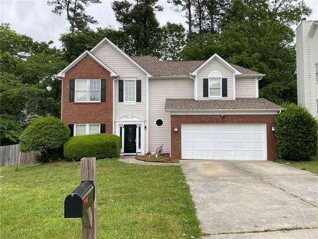 1140 Carlysle Park Drive, Lawrenceville, GA 30044 (MLS #6876665) :: Path & Post Real Estate