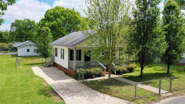 115 4th Shannon Street, Shannon, GA 30172 (MLS #6876672) :: Path & Post Real Estate