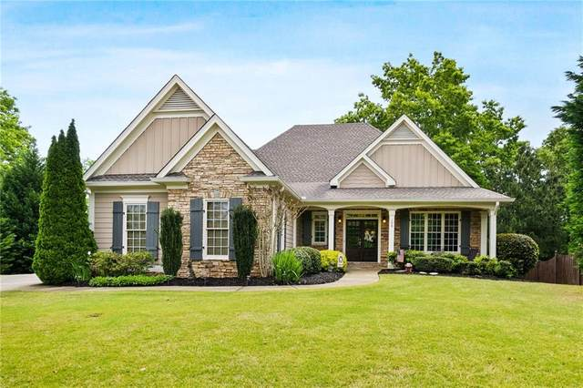 146 Copper Hills Drive, Canton, GA 30114 (MLS #6876676) :: Maria Sims Group
