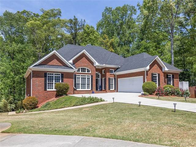 720 Marianna Lane, Alpharetta, GA 30004 (MLS #6876683) :: North Atlanta Home Team