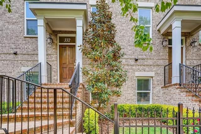 332 Brownstones Circle NE, Atlanta, GA 30312 (MLS #6876688) :: Path & Post Real Estate