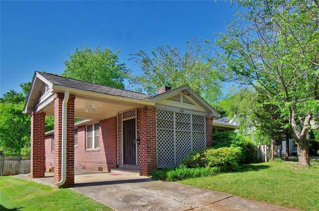 681 Delmar Ave Se, Atlanta, GA 30312 (MLS #6876692) :: Good Living Real Estate