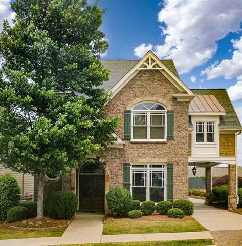 3713 Ridge Grove Way, Suwanee, GA 30024 (MLS #6876710) :: North Atlanta Home Team