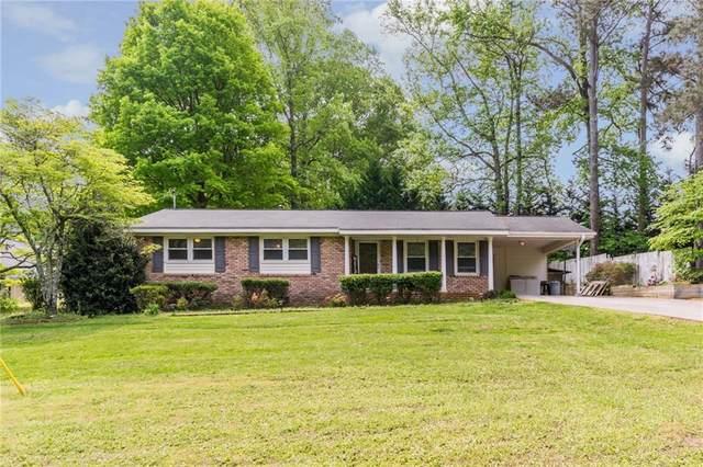 2041 Pine Tree Drive, Buford, GA 30518 (MLS #6876722) :: North Atlanta Home Team