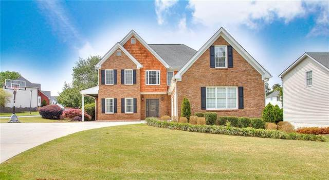1645 Terry Mill Lane, Grayson, GA 30017 (MLS #6876724) :: Path & Post Real Estate