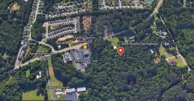 8000 Hickory Flat Highway, Woodstock, GA 30188 (MLS #6876730) :: AlpharettaZen Expert Home Advisors