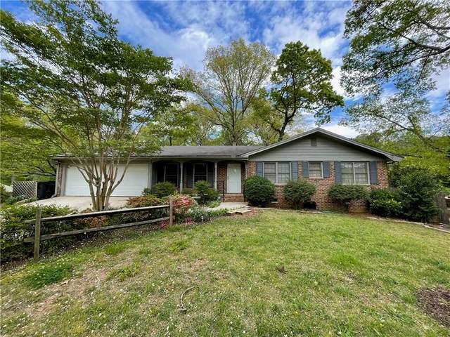 1203 La Mesa Drive, Lawrenceville, GA 30043 (MLS #6876745) :: North Atlanta Home Team