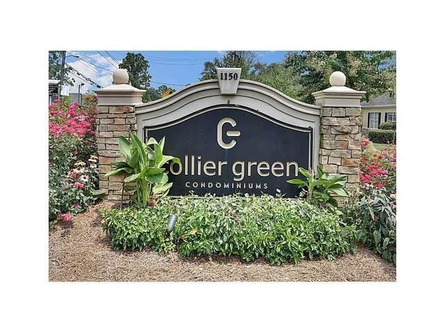 1150 Collier Road NW K4, Atlanta, GA 30318 (MLS #6876755) :: North Atlanta Home Team