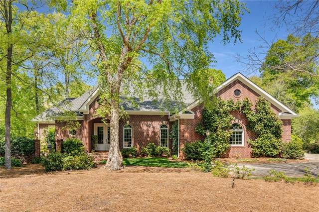 301 Point Olympus Drive, Gainesville, GA 30506 (MLS #6876770) :: Kennesaw Life Real Estate