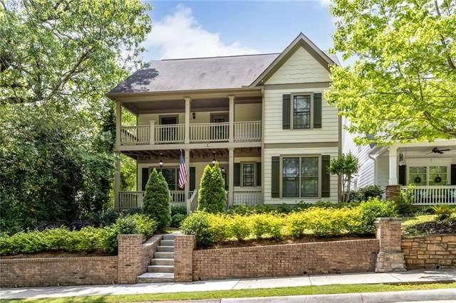 1054 Belmont Commons Drive SE, Smyrna, GA 30080 (MLS #6876786) :: North Atlanta Home Team