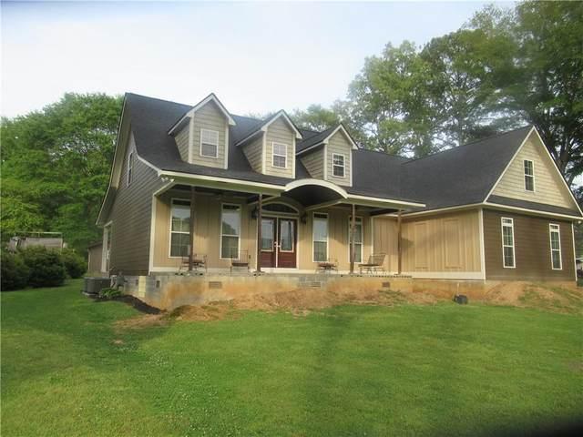 655 Antioch Road, Cedartown, GA 30125 (MLS #6876820) :: Kennesaw Life Real Estate