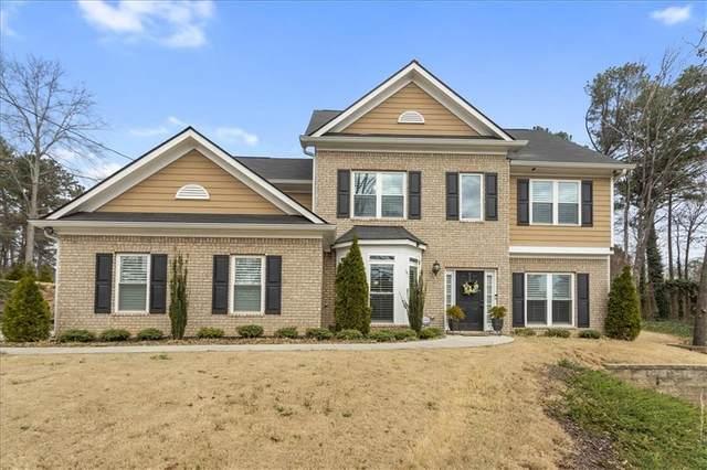 1417 Shadowbrook Drive, Marietta, GA 30062 (MLS #6876827) :: North Atlanta Home Team