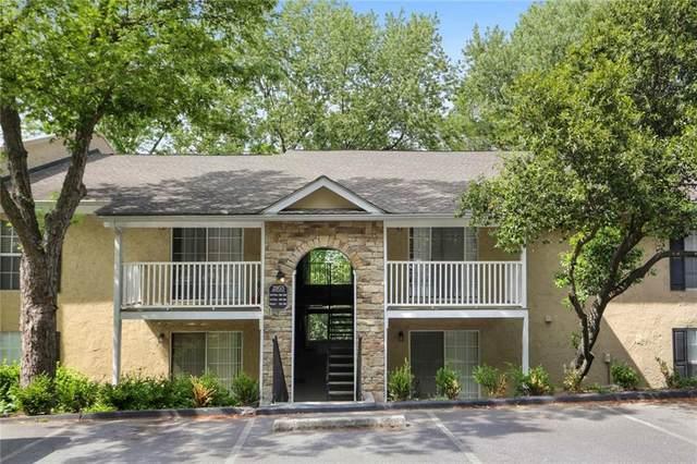 2955 Seven Pines Lane #206, Atlanta, GA 30339 (MLS #6876862) :: AlpharettaZen Expert Home Advisors